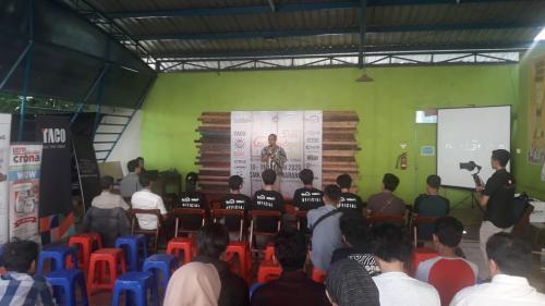 seminar hobi kayu
